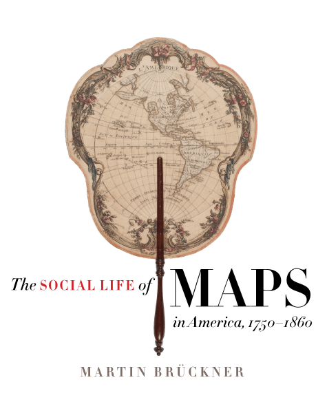 The Social Life of Maps Book Cover