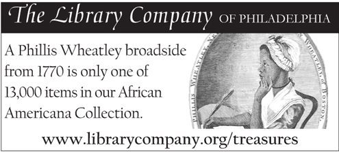 A Phillis Wheatley broadside from 1770 is only one of 13,000 items in our African Americana Collection.