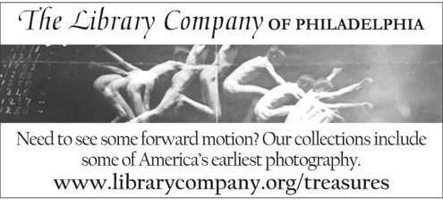 Need to see some forward motion? Our collections include some of America's earliest photography.