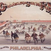 Max Rosenthal, Philadelphia Skating Park, South Second and Mifflin Sts. Philadelphia. ([Philadelphia: L.N. Rosenthal], ca. 1865). Chromolithograph.