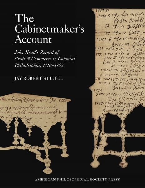 The Cabinetmaker's Account Book Launch @ Benjamin Franklin Hall | Philadelphia | Pennsylvania | United States