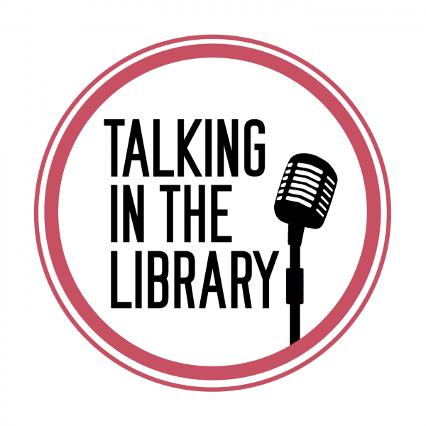 Talking in the Library - Square Logo