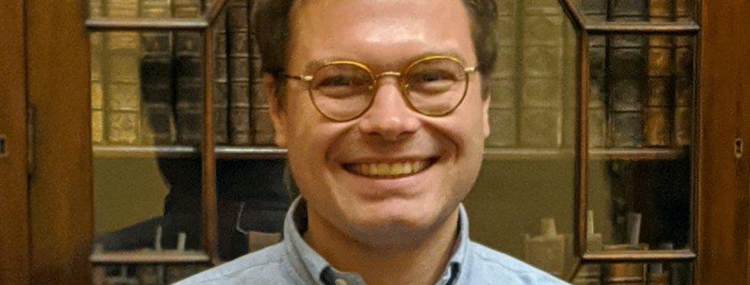 Tristan Dahn, Systems Manager
