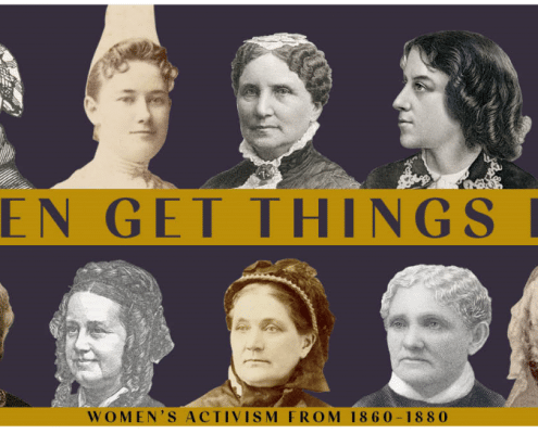 Women Get Things Done Banner