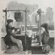 19th Century women working in a bindery.