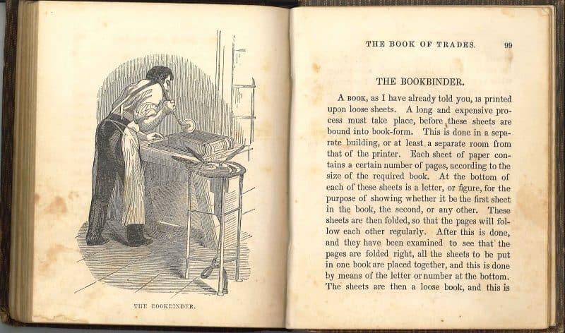 The Book of Trades (Philadelphia: George S. Appleton, 1851)
