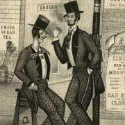 Link to Exhibit, Capitalism by Gaslight: The Shadow Economies of 19th-Century America