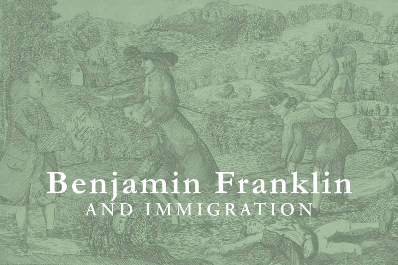 Library Company Seminar: Benjamin Franklin & Immigration @ The Library Company of Philadelphia | Philadelphia | PA | US