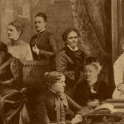 Eminent Women (1884): Twelve Women And The Photograph They Never Took