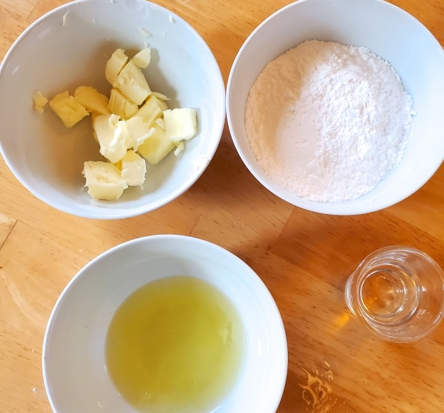 Fairy Butter ingredients