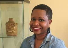 Dr. Deirdre Cooper Owens, Director of the Program in African American History