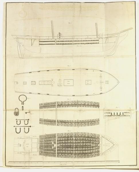 Case of the Vigilante, a Ship Employed in the Slave-trade (London, 1823). Ii Case 53434.O .1