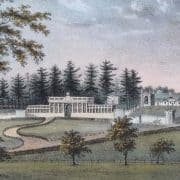 Link to Exhibit, Building a City of the Dead: The Creation and Expansion of Philadelphia's Laurel Hill Cemetery
