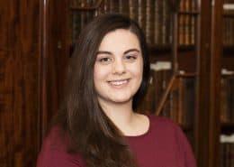 Clarissa Lowry, Events and Programs Coordinator