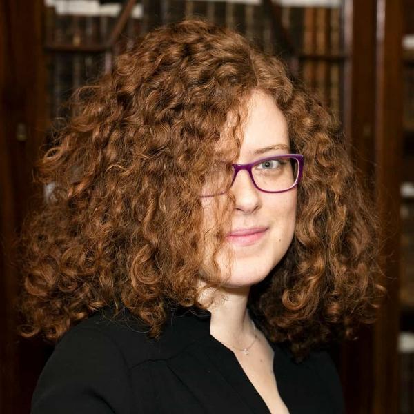 Ann McShane, Digital Collections Archivist
