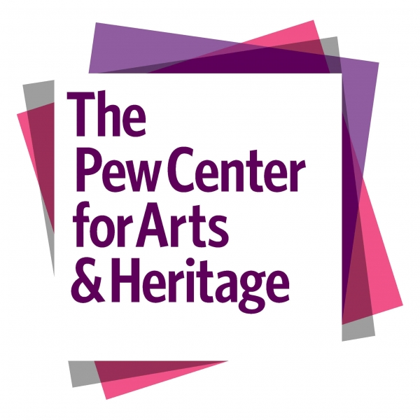 The Pew Center for Arts & Heritage logo.