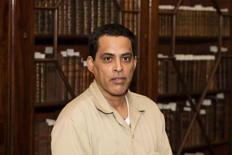 Joe Placeres, Facilities Assistant