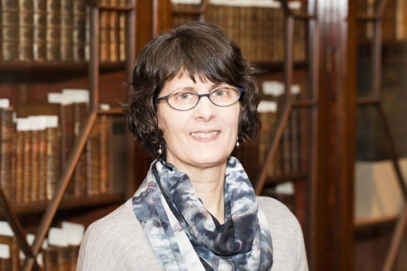 Jennifer Rosner, Chief of Conservation