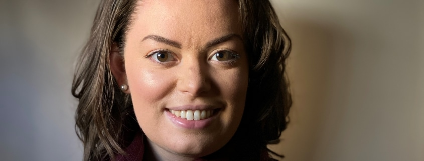 Sarah Dennis, Business Manager