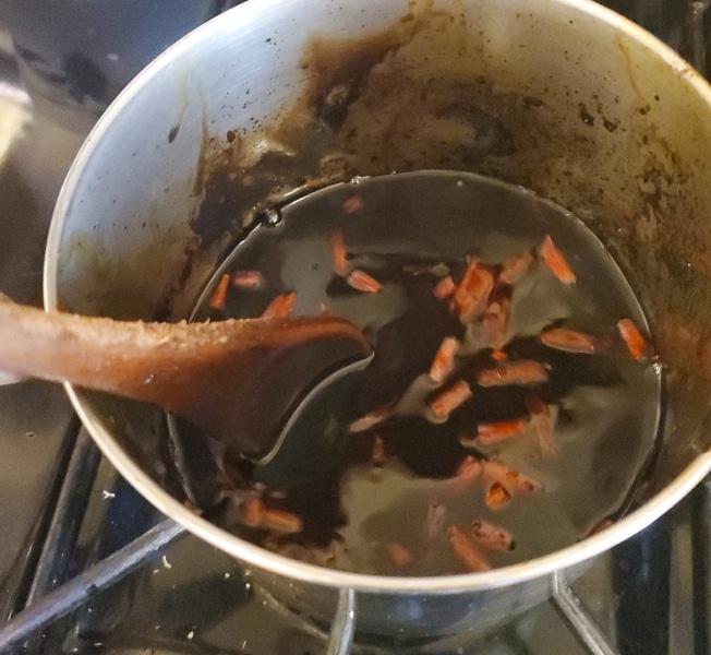 "Stirring the ""tea"""