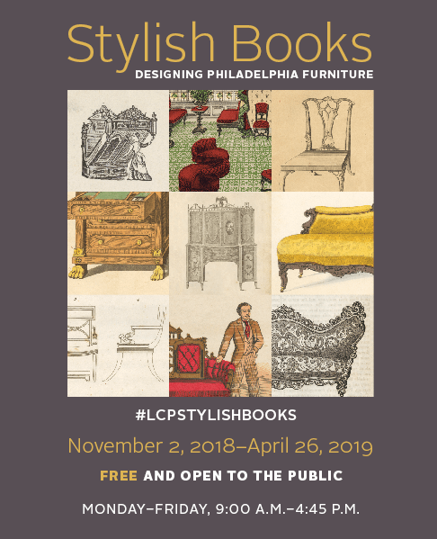 Stylish Books: Designing Philadelphia Furniture