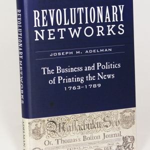 Revolutionary Networks Book Image