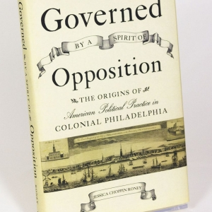 Governed by a Spirit of Opposition Book Image
