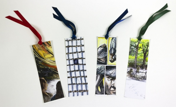 Ghost River Bookmark